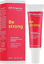 Parfumuri și produse cosmetice Cremă pentru corp și mușchi - AA Fit.Friends Be Strong Extra Balm