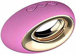 Parfumuri și produse cosmetice Vibro masajor în formă de ou, roz - Lelo Alia Deep Rose Luxury Waterproof Rechargeable Personal Massager