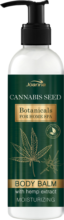 Balsam hidratant de corp - Joanna Botanicals Home Spa Moisturizing Body