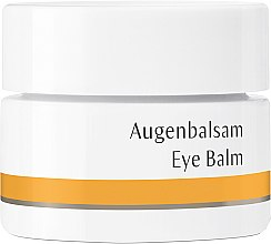 Parfumuri și produse cosmetice Cremă-balsam pentru pleoape - Dr. Hauschka Eye Balm