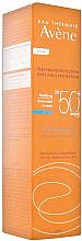 Parfumuri și produse cosmetice Cremă de protecție solară pentru piele grasă - Avene Solaires Cleanance Sun Care SPF 50+