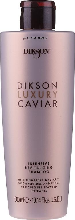 Șampon revitalizant - Dikson Luxury Caviar Revitalizing Shampoo — Imagine N1