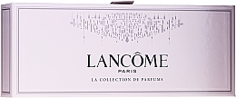 Parfumuri și produse cosmetice Lancome La Collection De Parfums - Set (edp/5ml + edp/7.5ml + edp/4ml + edp/5ml + edp/5ml)