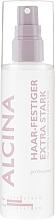 Parfumuri și produse cosmetice Loțiune pentru păr, fixare puternică - Alcina Professional Haar-Festiger Stark