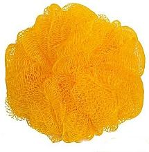 Parfumuri și produse cosmetice Burete din nailon, 10610, portocaliu - Walkiria