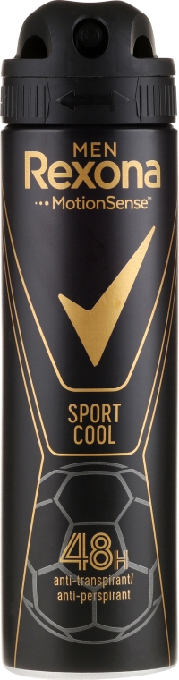 Deodorant-antiperspirant pentru bărbați - Rexona Men MotionSense Sport Cool Anti-perspirant