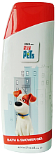 Parfumuri și produse cosmetice Gel de duș pentru copii - Corsair The Secret Life Of Pets Bath&Shower Gel