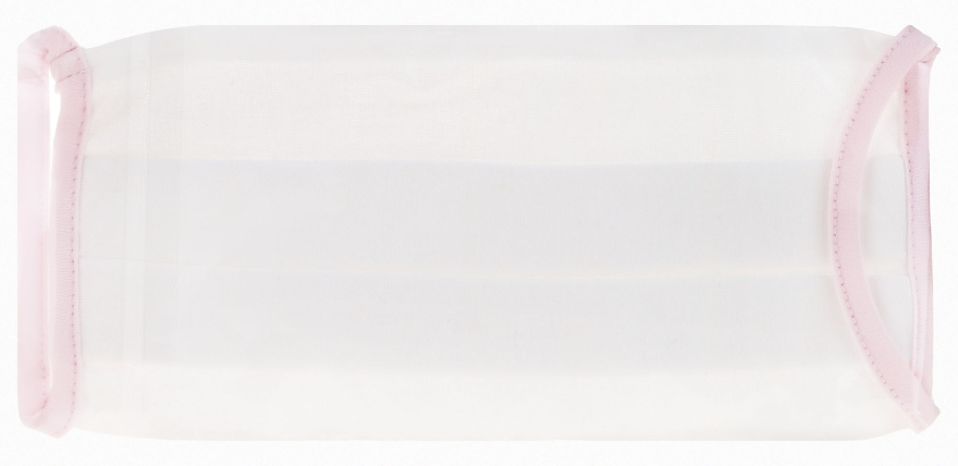 Mască de protecție, multifuncțională, urechiușe roz - Xbrands — Imagine N1