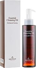Parfumuri și produse cosmetice Ulei hidrofil pentru îdepărtarea machiajului - The Skin House Essential Cleansing Oil