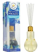 """Parfumuri și produse cosmetice Difuzor de aromă """"Lămâie și agriș"""" - La Casa de Los Aromas Mikado Reed Diffuser"""
