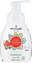 """Parfumuri și produse cosmetice Săpun de mâini """"Pepene verde și nucă de cocos"""" - Attitude Foaming Hand Soap Watermelon & Coco"""