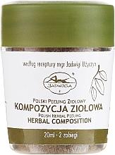 Parfumuri și produse cosmetice Peeling pentru faţă - Jadwiga Herbal Composition Peeling