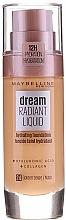 Parfumuri și produse cosmetice Bază de machiaj - Maybelline New York Dream Radiant Liquid Hydrating Foundation