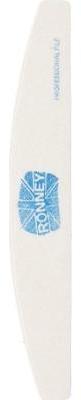 """Pilă de unghii, 100/180, albă, """"RN 00274"""" - Ronney Professional — Imagine N1"""