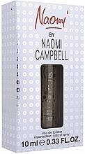 Naomi Campbell Naomi - Apă de toaletă (mini) — Imagine N3