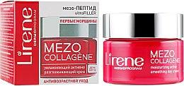 Parfumuri și produse cosmetice Cremă de zi cu efect de lifting pentru față - Lirene Mezo Collagene