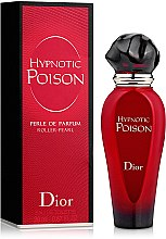 Parfumuri și produse cosmetice Dior Hypnotic Poison Roller-Pearl - Apă de parfum