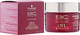 Parfumuri și produse cosmetice Activator Concentrat din ulei de alune braziliene - Schwarzkopf Professional BC Bonacure Oil Miracle Brazilnut Booster