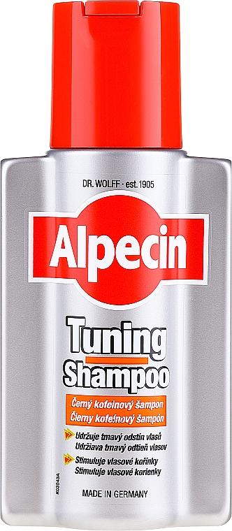 Șampon nuanțator - Alpecin Anti Dandruff Tuning Shampoo — Imagine N1