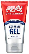 Parfumuri și produse cosmetice Gel de păr, fixare puternică - Brylcreem Gel Extreme