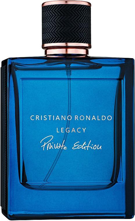 Cristiano Ronaldo Legacy Private Edition - Apă de parfum