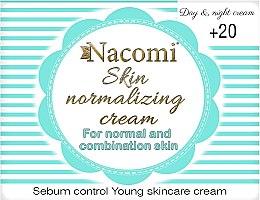 Parfumuri și produse cosmetice Cremă de zi pentru față - Nacomi Normalizing Cream 20+