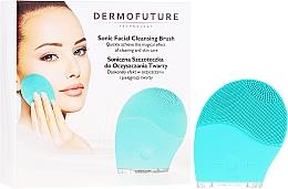 Parfumuri și produse cosmetice Perie pentru curățarea tenului - Dermofuture Technology