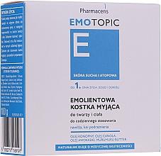 Parfumuri și produse cosmetice Săpun pentru pielea uscată și atopică - Pharmaceris E Emotopic Soap