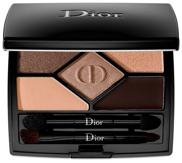 Fard de pleoape - Dior Designer 5-Colour Palettes — Imagine N1