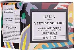 Parfumuri și produse cosmetice Scrub pentru corp - Baija Vertige Solaire Body Scrub