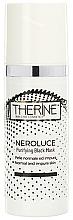 Parfumuri și produse cosmetice Mască neagră pentru față - Therine Neroluce Purifying Black Mask