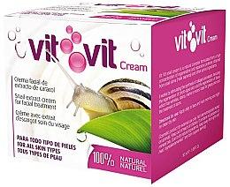 Parfumuri și produse cosmetice Cremă de față - Diet Esthetic Vit Vit Cream