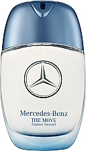 Parfumuri și produse cosmetice Mercedes-Benz The Move Express Yourself - Apă de toaletă