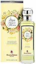 Parfumuri și produse cosmetice Alvarez Gomez Agua Fresca de Flores Ambar - Apă de toaletă