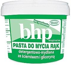 Parfumuri și produse cosmetice Pastă cu glicerină pentru spălarea mâinilor - BHP Handwashing Paste