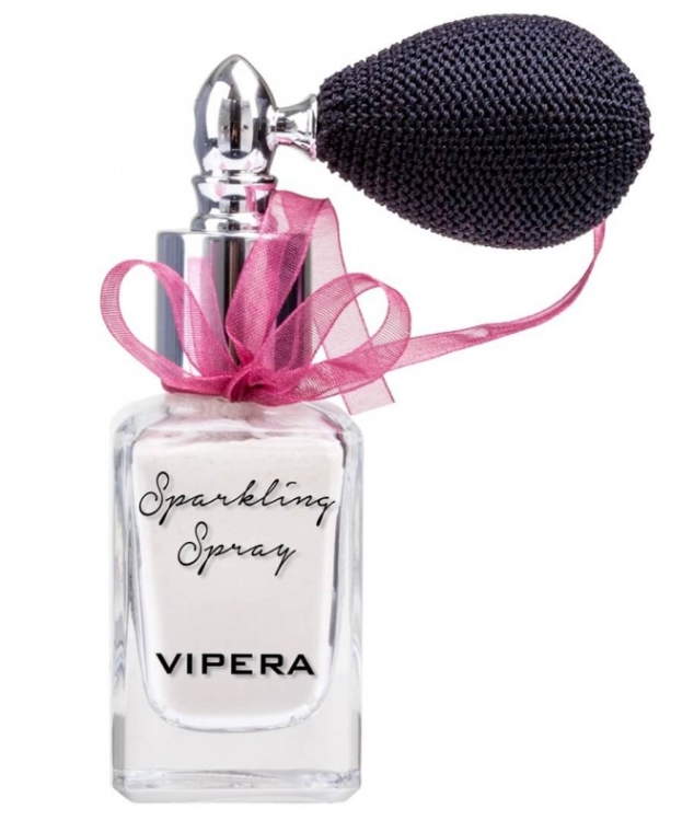 Pudră strălucitoare parfumată - Vipera Sparkling Spray