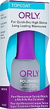 Parfumuri și produse cosmetice Fixator lac de unghii - Orly Polishield All-In-One Ultimate Topcoat