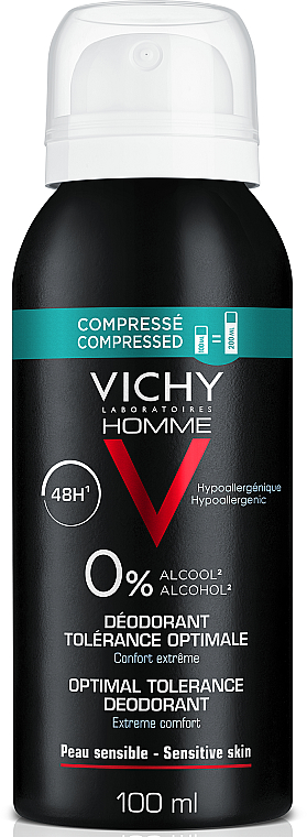Set - Vichy Homme (sh/gel/200ml + deo/100ml + bag) — Imagine N3