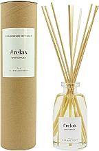 "Parfumuri și produse cosmetice Difuzor de aromă ""Mosc alb"" - Ambientair The Olphactory Relax White Musk"