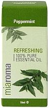 """Parfumuri și produse cosmetice Ulei esențial """"Mentă"""" - Holland & Barrett Miaroma Peppermint Pure Essential Oil"""