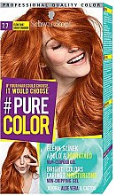 Parfumuri și produse cosmetice Vopsea de păr - Schwarzkopf Pure Color