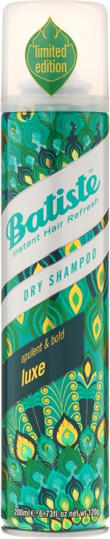 Șampon uscat - Batiste Opulent and Bold Luxe Dry Shampoo