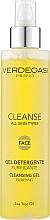 Parfumuri și produse cosmetice Gel de curățare pentru față - Verdeoasi Cleansing Gel Purifying