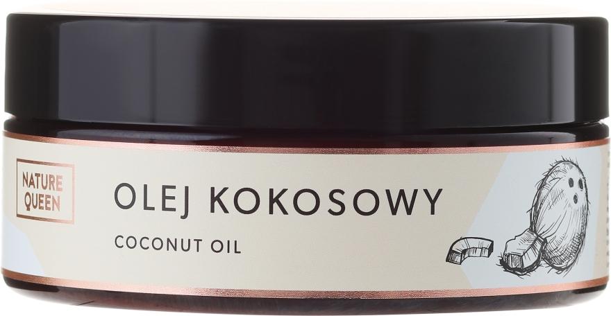 Ulei de cocos pentru corp - Nature Queen Cooconut Oil
