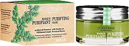 Parfumuri și produse cosmetice Mască de față - L'Occitane Purifying Mask