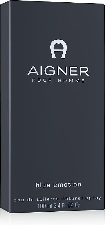 Aigner Blue Emotion - Apă de toaletă — Imagine N1