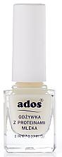 Parfumuri și produse cosmetice Balsam de unghii cu proteine din lapte - Ados