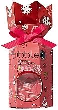 "Parfumuri și produse cosmetice Set ""Hibiscus și Acai Berries"" - Bubble T Bath Fizzer Hibiscus & Acai Berry (bomb/100g+confetti/25g)"