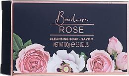 Set - Baylis & Harding Boudoire Rose Set (sh/gel/130ml + sh/gel/300ml + lot/130ml + crystals/100g + bath/f/300ml + soap/100g) — Imagine N8
