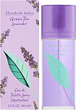 Elizabeth Arden Green Tea Lavender - Apă de toaletă — Imagine N2